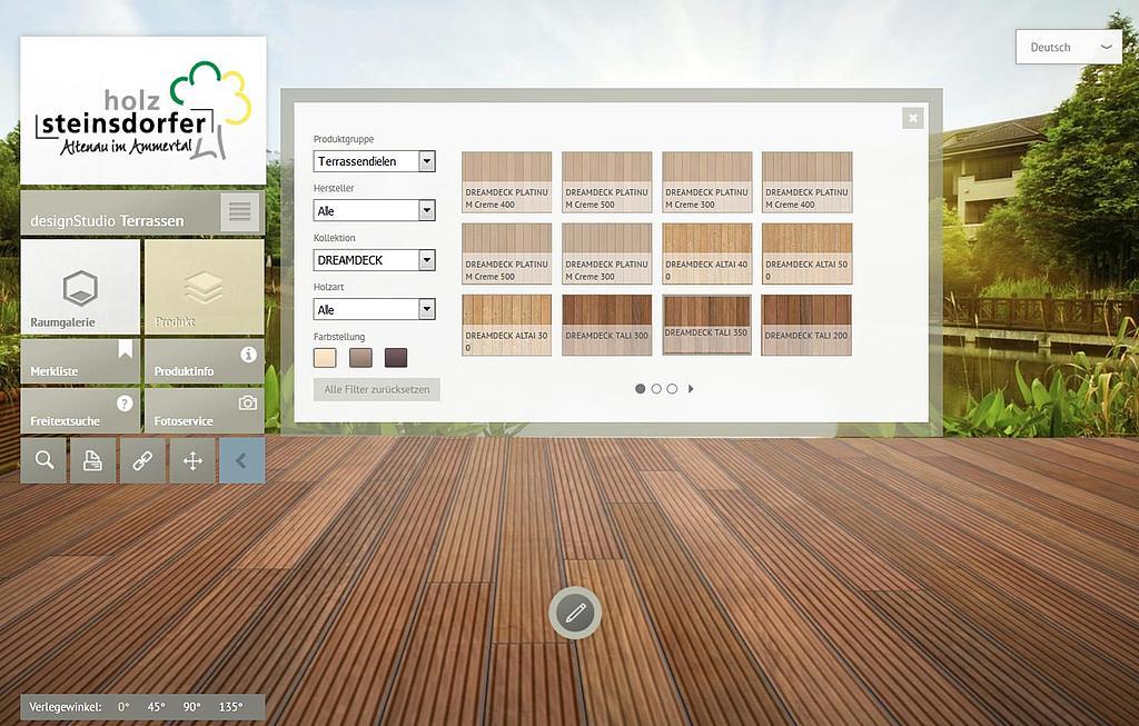 Vinyl Fußboden Auf Der Terrasse ~ Holz terrassen zaun parkett laminat murnau garmisch